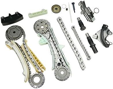 Timing Chain Kit w// Water Pump for 97-06 Ford Mercury Mazda B4000 4.0L V6 SOHC