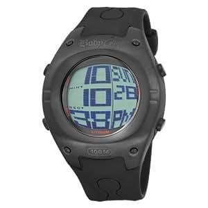 Body Glove Men's 70203 Warpt Digital Black Watch