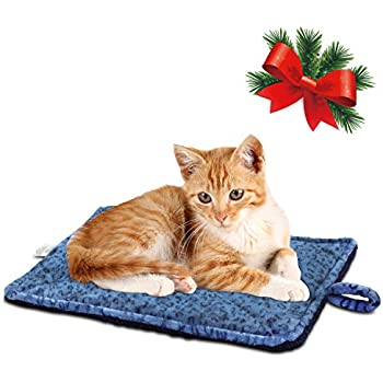 MARUNDA Thermal Cat Mat, Self Heating Cat Pad.(22 x 15 inches)