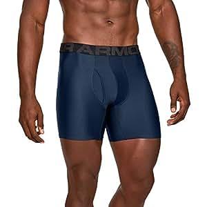 Under Armour Mens Underwear 1332663-P, Mens, Underwear, 1332663, Academy (409)/Pitch Gray, 3X-Large