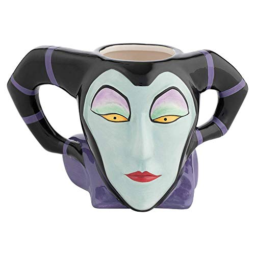 Disney Hercules Mug (Vandor Disney Maleficent Premium Sculpted Ceramic)