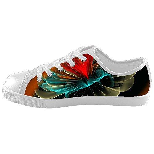 Custom Stampa 3D stereoscopica Kids Canvas Shoes Le Scarpe Le Scarpe Le Scarpe.
