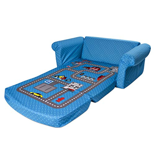 Flip Out Foam Sofa Nz: Children's 2 In 1 Race Car Flip