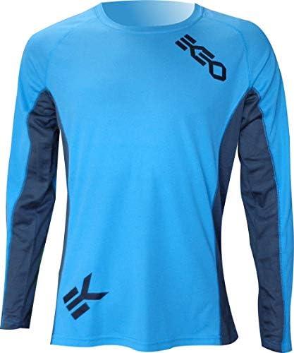 EKEKO SPORT Camiseta L Race Manga Larga, Running, Atletismo Y Deportes EN General.: Amazon.es: Deportes y aire libre