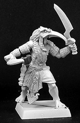 Reaper Thoth Nefsokar Cleric Miniature 25mm Heroic Scale Warlord Miniatures