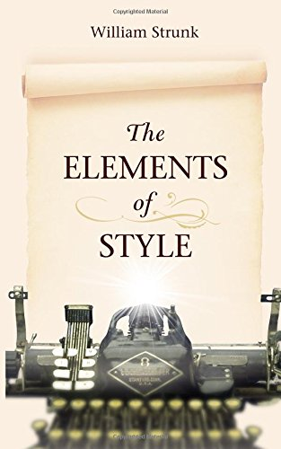 Read Online The Elements of Style pdf epub