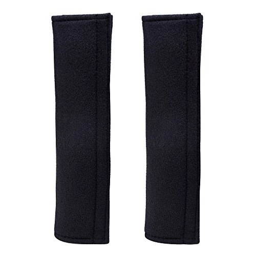 eBoot Strap Covers Shoulder Black product image