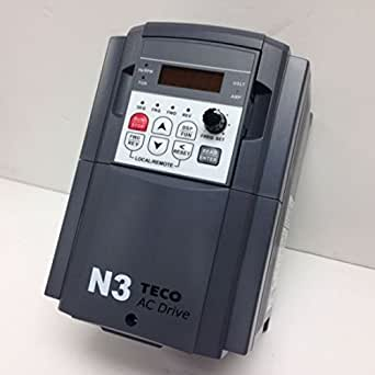 Teco Variable Frequency Drive 40 Hp 460 Volts 3 Phase