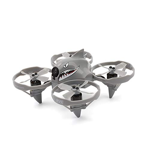 DYS Shark Mako Brushless FPV Micro Drone - BNF (Gray)