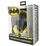 Otl-Technologies-Junior-Bluetooth-Cuffie-per-Bambini-Batman-GialloNero-Taglia-Unica