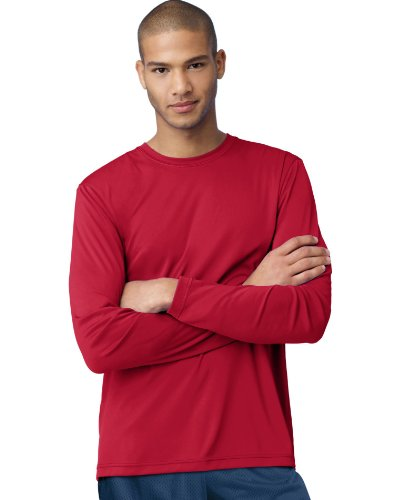 Red Apparel Adult Tee - 9
