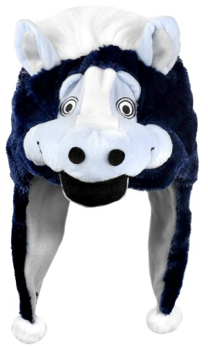 NFL Indianapolis Colts Thematic Mascot Dangle Hat - Female Mascot Costumes