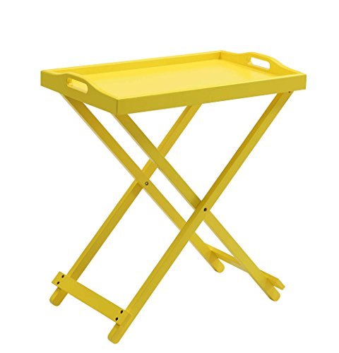 yellow desk tray - 6