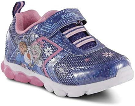 Toddler Disney Frozen Light Up Sneaker