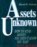 Assets Unknown, David W. Folsom, 096411643X