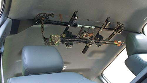 Great Day Center Lok Overhead Archer Bow Rack for Pick-up Trucks - Overhead Bow Rack