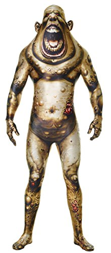 Adult Boil Monster Morphsuit (Morphsuits Boil Monster Child Large)