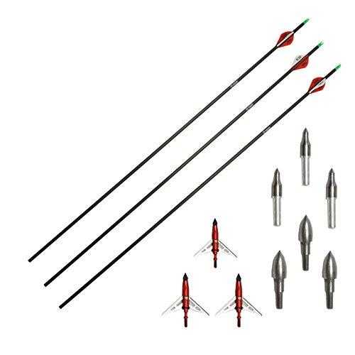 33 in carbon arrows - 3