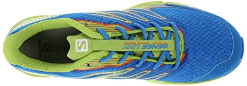 Pied Blue à De Salomon Sense Course Sense Salomon Link Chaussure P81zwP