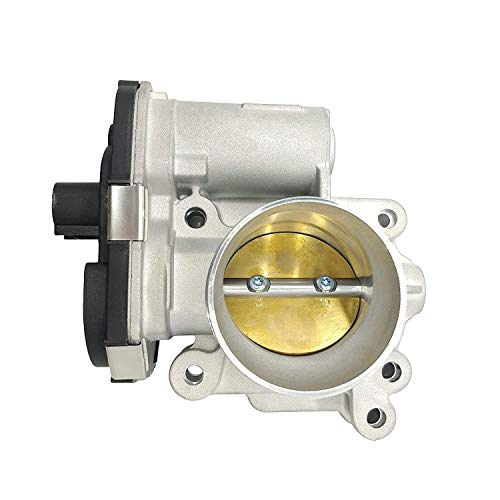 Throttle Body Assembly for 2007-2010 Chevrolet Cobalt HHR Malibu Pontiac G5 2.2L 12633774 (Auto Body Chevrolet Malibu)