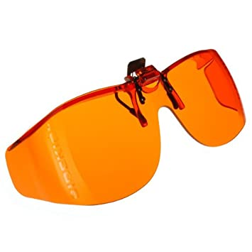 68600efa75 Image Unavailable. Image not available for. Color  Cocoon SideKicks - Orange  Clip-Ons Size  Medium