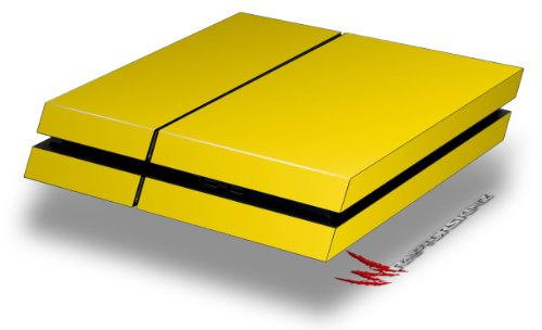 Solids Collection Yellow - Decal Style Skin fits original