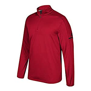adidas Game Built Long Sleeve Quarter
