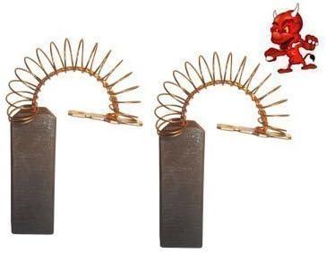 Escobillas de carbón para AEG Lavamat Regina 1400 W, Lavamat W ...