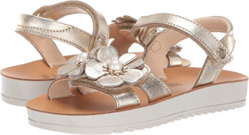 Naturino Girl's GAVI SS19 (Little Kid/Big Kid) Gold 31 M EU