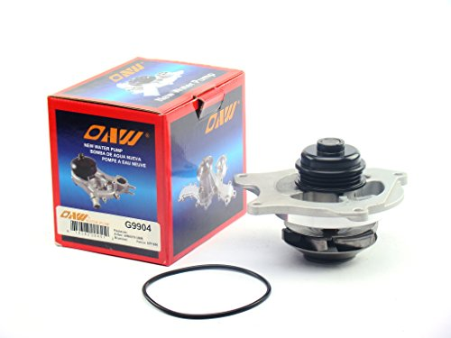 OAW G9760 Engine Water Pump for Buick Lucerne and Cadillac DTS V8 4.6L 2006 - - V8 Engine Cadillac