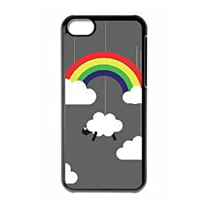 iPhone 5c Cell Phone Case Black NOT MY DAY Kqxcc