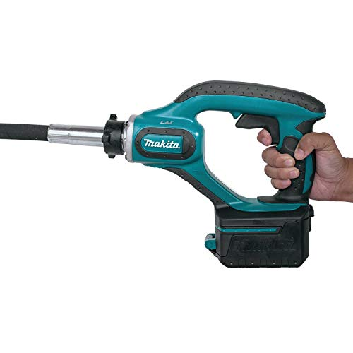 Makita XRV02T 5.0 Ah 18V LXT Lithium-Ion Cordless Concrete Vibrator Kit, 8'
