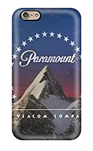 Frances Thompson's Shop Hot New Fashionable Cover Case Specially Made For Iphone 6(paramount Logo) 4491765K73789807