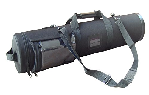 """X-Port (8""""x37"""") Professional Art & Poster Tube/Blueprint Carrying Case with Rigid Paperboard Liner from X-Port"""