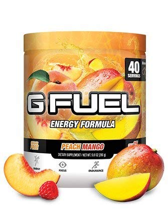 g fuel peach mango - 1