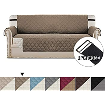 Amazon.com: Luxurious Reversible Quilted Furniture Protector ...