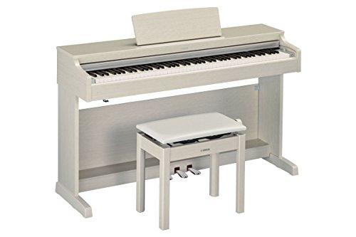 YAMAHA 電子ピアノ ARIUS YDP-163WA ホワイトアッシュ調 アリウス YDP163WA