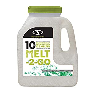Snow Joe AZ-10-EB-JUG 2 GO Ice Melt Removal, 10 lb Jug