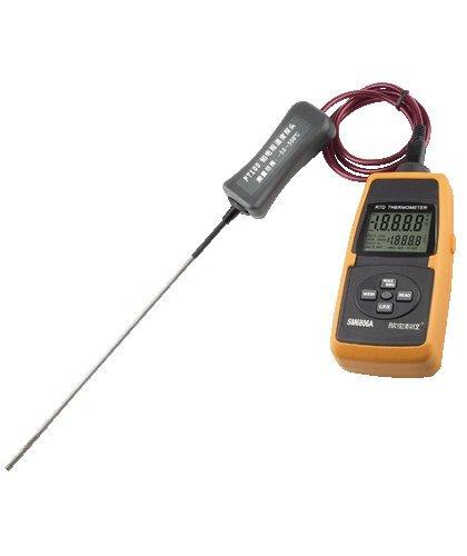Sampo dm6806 a precisión Mano IDT Platinum termómetro digital w/registrador de datos: Amazon.es: Bricolaje y herramientas