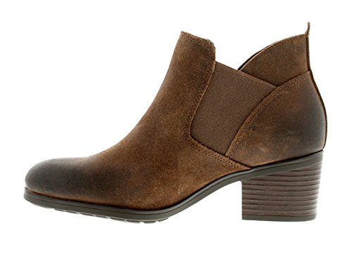 Danii Chelsea Womens Style 3 8 Brown Sizes Ladies UK Boots New Ankle Brown Rockport anWUR414