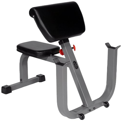 XMark Seated Preacher Curl Weight Bench XM 4436