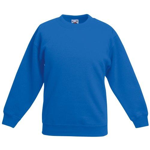 Royal Blue Classic Sweatshirt - 3