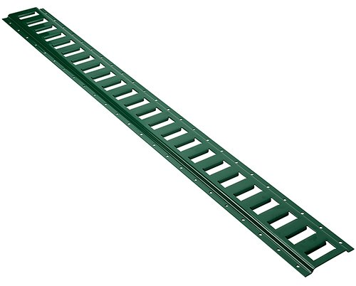 Keeper 89327 Horizontal E Track Finish