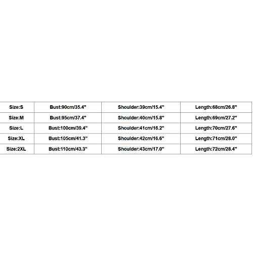 Donna da Donne Manica Manica T corta corta Camicetta Top stampa Camicie a Nero Donna B M Top Spalline Donna Estiva Manica con a Maglietta Lunga Sonnena da manica Lunga shirt da Eleganti Senza Nero 01 HqzBx67Tw
