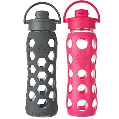 Real Glass Sports Bottles
