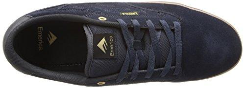 Emerica Jinx 2 - Zapatillas de estar por casa Hombre Navy/Gum