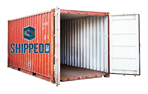 20ft Conex Sea Container / Shipping Container for Storage and Construction in Oakland, California