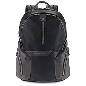 Amazon.com | Piquadro Computer Backpack with Padded iPad