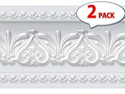 [Pack of 2] Royal Tulip Peel and Stick W...
