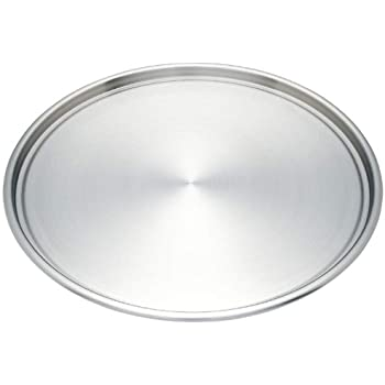 Amazon Com Stainless Steel Pizza Pan 16 Inch Diameter